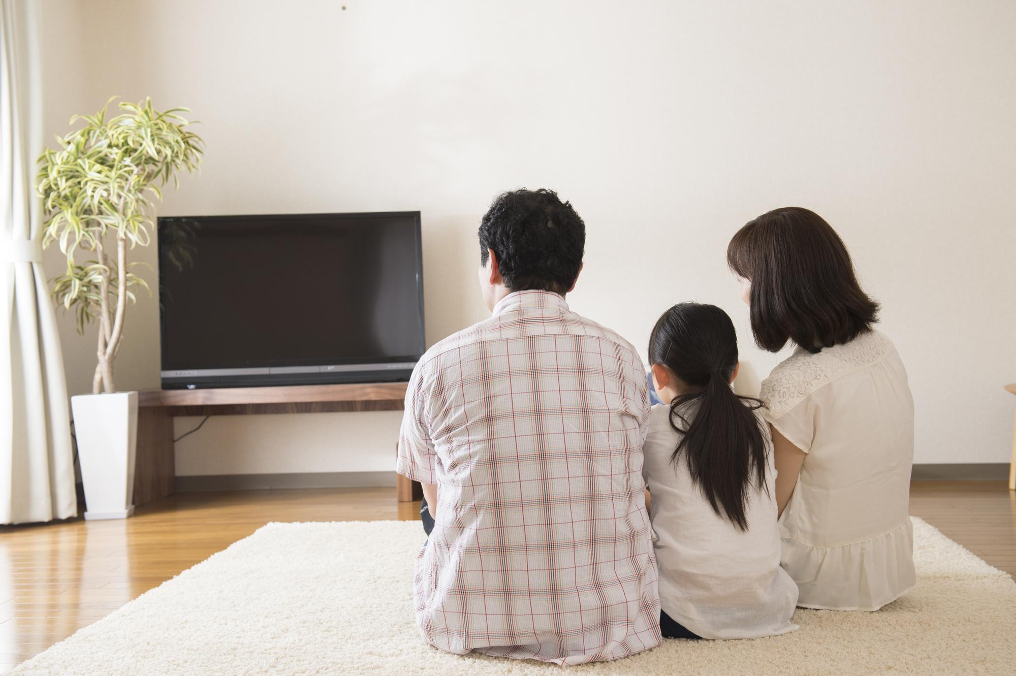 ぱなし っ テレビ つけ